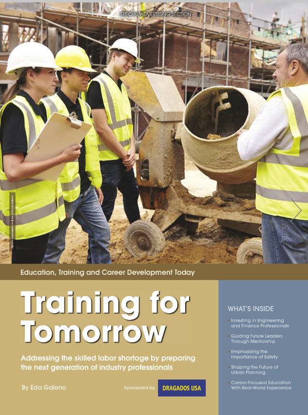 ENR Education, Training And Careers Development Today: